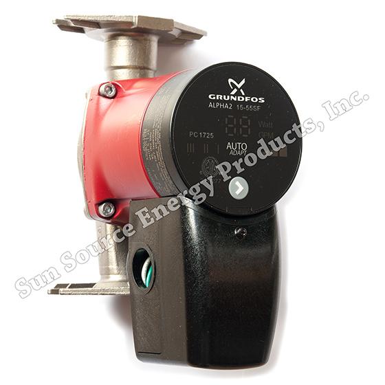 Grundfos Alpha2 15 55sfc Circulator Pump Grundfos Alpha2