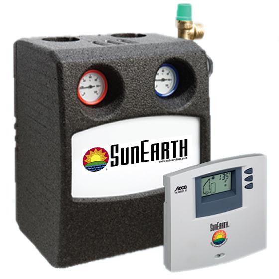 SunEarth+SolarStation+External+Control+Closed+Loop+Pump+Station